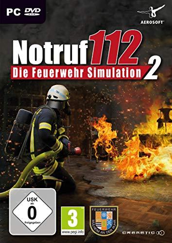 Die Feuerwehr Simulation 2 Notruf 112 - [PC]