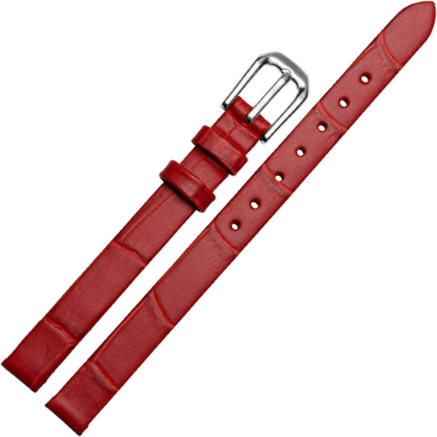 Chtom Leather Wristwatches Omaha Mall Band Lady Small Fashionable Watchband Size 6-12mm