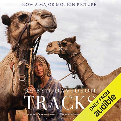 Tracks audiobook cover art