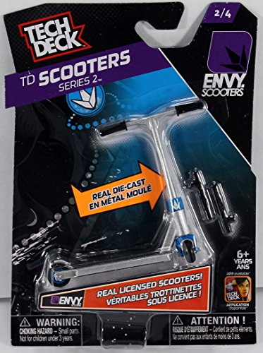 Tech Deck Scooters Series 2 Envy Scooters