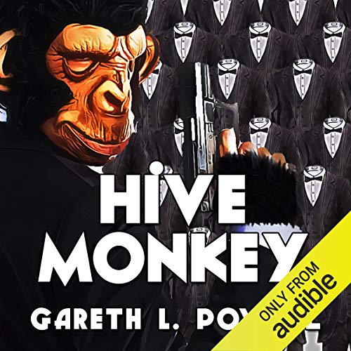 Hive Monkey cover art