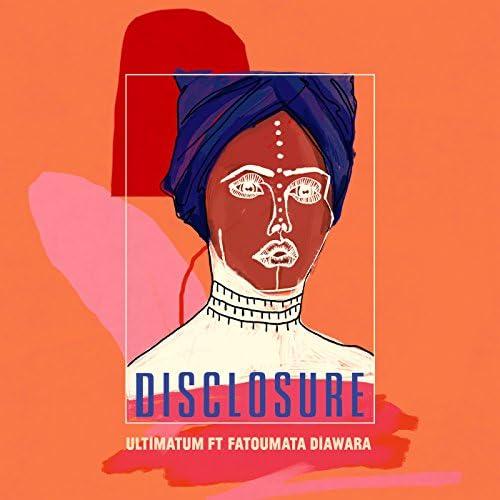 Disclosure feat. Fatoumata Diawara