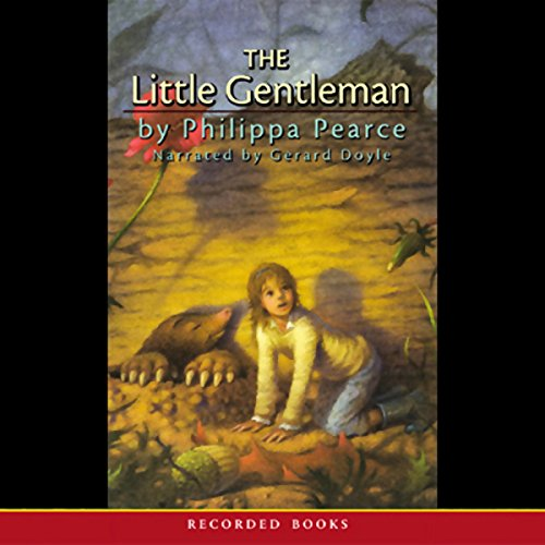 The Little Gentleman  audiobook cover art
