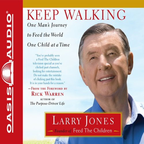 Keep Walking audiobook cover art