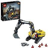 LEGO 42121 Technic Pelleteuse Jeu de Construction d'un Véhicule de Chantier, Modèle 2 en 1, pour Les Enfants de 8 Ans et