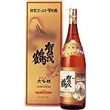加茂鶴 ゴールド カートン詰 GKA1 1.8L