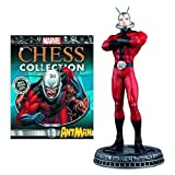 Marvel Avengers Ant-Man White Pawn Chess Piece with Collector Magazine by Eaglemoss...
