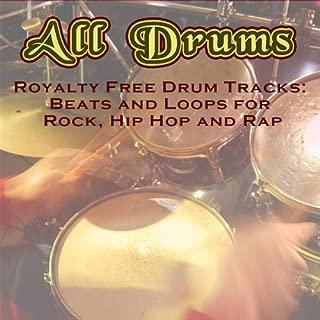 Arena Rock Drum Track (John Bonham, Tommy Lee, Carmine Appice)