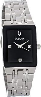Bulova Women's Quadra - 96P202