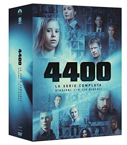 4400 - Collezione Completa Stagioni 1-4 (Box Set) (14 DVD)