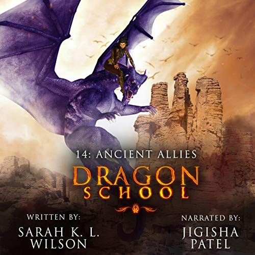 Dragon School: Ancient Allies  By  cover art