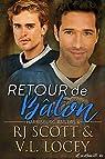 Retour De Bâton: Romance de hockey par Scott
