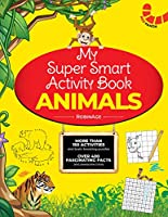 My Super Smart Activity Book-Animals