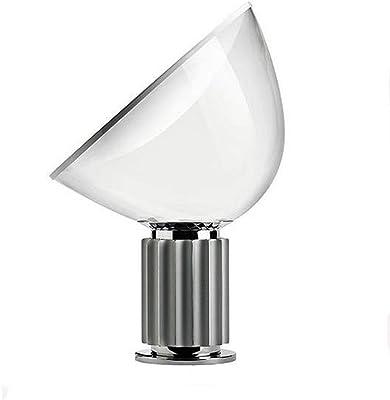 Flos Taccia LED Lampada, 28 watts, Alluminio