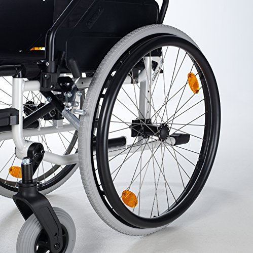 Ayudas dinamicas - Aros de silicona lisos - par (silla caneo)