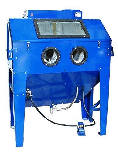 Sandstrahlkabine 420l BC-420 Sandstrahler sand blaster cabinet