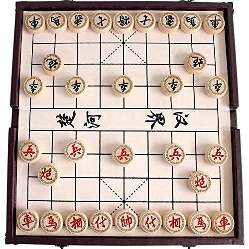 Chinesisches Schachspiel faltbaren
