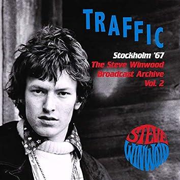 Live In Stockholm '67