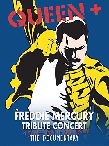 Queen - The Freddie Mercury Tribute Concert 10th Anniversary Documentary [OV]