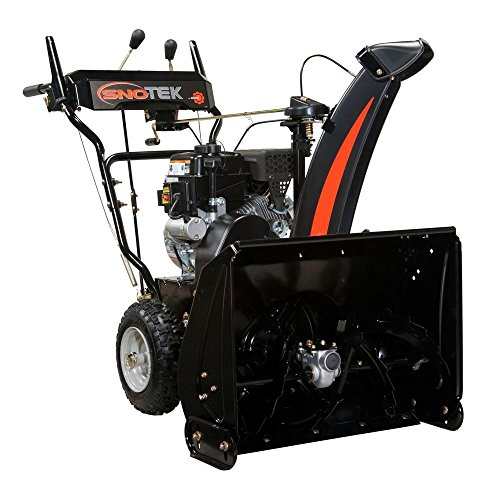 Best snow blower: Ariens SNO Tek 24 in. 2 Stage Gas Snow Blower