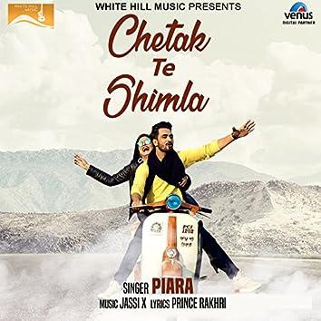 Chetak Te Shimla