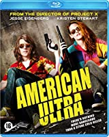 blu-ray - American ultra (1 BLU-RAY)