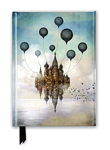 Catrin Welz-Stein: Journey to the East (Foiled Journal) (Flame Tree Notebooks)