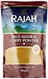 Rajah Polvo de Curry Madras, Medio Picante 100 g