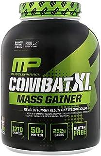 Muscle Pharm(マッスルファーム) コンバット マスゲイナー チョコレート Combat XL Mass Gainer, Chocolate, 6 lbs (2722 g) [並行輸入品]