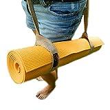 KlarGeist ॐ Yogatasche Tragegurt - kontrolliert und zerifiziert für Ihre Gesundheit