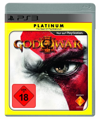 God of War 3 (ungeschnitten) [Platinum]