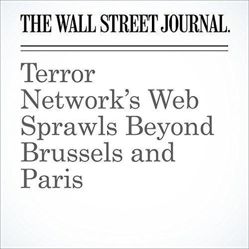 Terror Network's Web Sprawls Beyond Brussels and Paris cover art