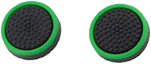 Par Grip Silicone Protetor Xbox Ps4 Ps3 - Preto c/ Verde