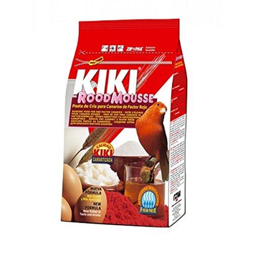 Kiki Rood mousse Pâtée rouge colorante 300 g