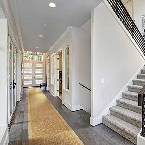 runrug Carpet Runner Rug - For Hallway, Kitchen, Corridor Non Slip - Width...