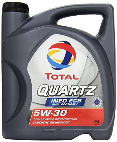 Total Quartz Ineo ECS 5W-30olio motore 5l