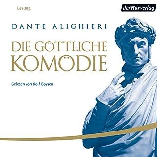 Die Göttliche Komödie                   Autor:                                                                                                                                 Dante Alighieri                               Sprecher:                                                                                                                                 Rolf Boysen                      Spieldauer: 6 Std. und 7 Min.     88 Bewertungen     Gesamt 4,0