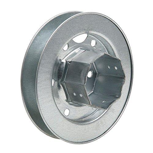 WOLFPACK LINEA PROFESIONAL 5250120 Disco Persiana Espiga Metalica 150x60 Cinta 22 mm