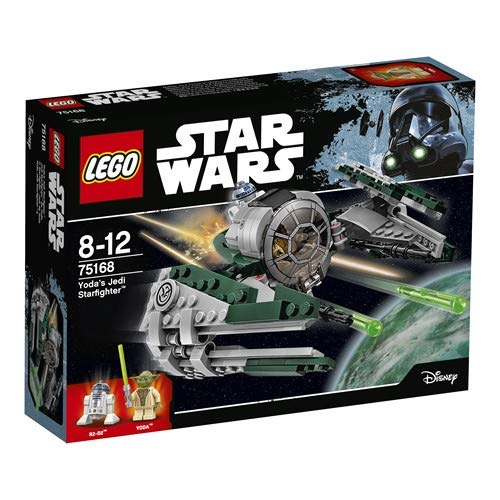 LEGO® Star Wars™ 75168 Jedi Starfighter™ de Yoda