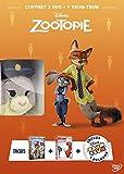 Zootopie + Les Nouveaux héros [+ 1 Peluche Tsum de Judy Hopps]
