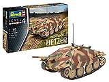 Revell- Jagdpanzer 38 HETZER Maquette de Char, 3272, Camouflage