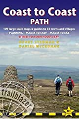 Coast to Coast Path: St Bees to Robin Hood's Bay - includes 109 Large-Scale Walking Maps & Guides to 33 Towns and Villages - Planning, Places to Stay, Places to Eat (British Walking Guides) Paperback