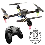 REMOKING R820 RC Drone Toys Racing Quadcopter Headless Mode 2.4GHz 360°flip 4 Channels
