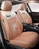 Cubierta de asiento de coche Conjunto completo Cojín Accesorios para Toyota Camry Corolla 2020 Prius Venza Chr Avalon Rav4 4Runner Yaris Hilux Tacoma,D