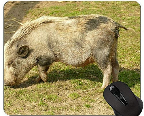 Yanteng Cute Pig Customized Design Extended Gaming Mouse Pads, Big New Year of Pig Gaming Mouse Pad