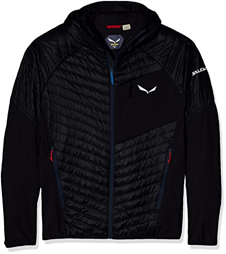 SALEWA Herren Ortles Hybrid 2 Primaloft Jacke , Black Out/3990, 46/S