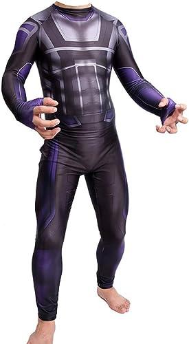punto de venta barato KYOKIM Niño Adulto Avengers Hulk Ropa Ropa Ropa Cosplay Vestido Halloween Navidad Celebracion Traje Fiesta De Baile Medias Siamesas,Adult-L  autorización oficial
