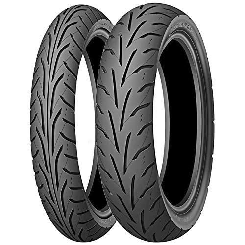 Dunlop 636085 - 110/80/R18 58H - E/C/73dB - Pneus toutes saisons.