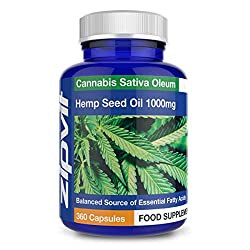 ★ HIGHEST STRENGTH: Our 1000mg cold pressed capsules are the perfect way to introduce this plant's far reaching benefits into your daily routine. Provided in a palatable capsule; this is the easiest way to re-establish your equilibrium ★ REPORTED BEN...