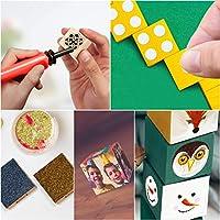 Kurtzy Cubi Legno da Decorare (30 Set) - Cubi di Legno Decorare 3 x 3 x 3 cm - Cubo Legno di Pino Naturale Grezzo - Cubetti di Legno per Fai da Te, Stampi, Arte e Artigianato, Puzzle e Numeri #4